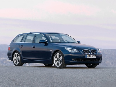 BMW・5シリーズの画像 p1_4